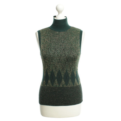 Hugo Boss Knit pullover without sleeves
