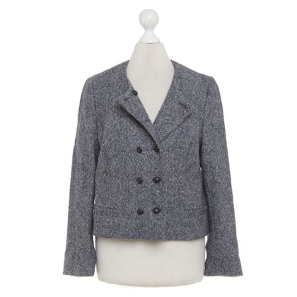 Windsor Double breasted tweed jacket