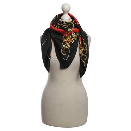Hermès Modello di sciarpa di seta M.Guillemot