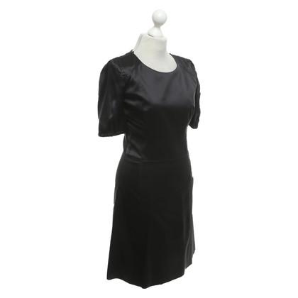 Hugo Boss Silk dress in black