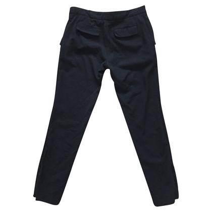 Vanessa Bruno pantaloni di lana in nero