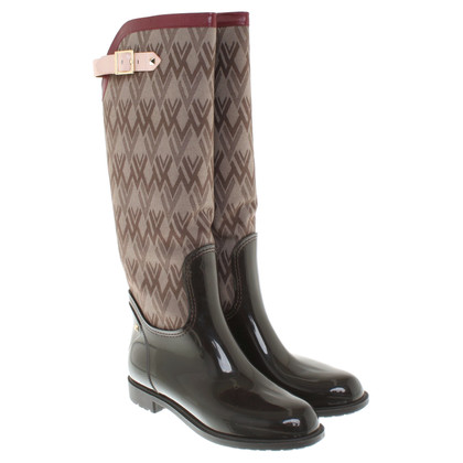 Valentino Boots in brown