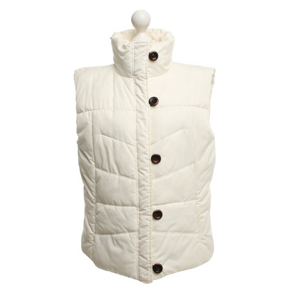 Bogner Vest in Cream