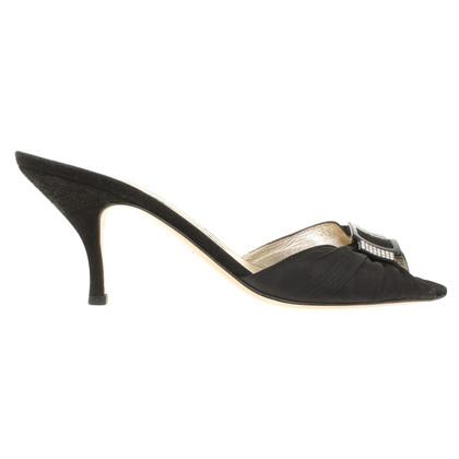 Armani Sandals in black