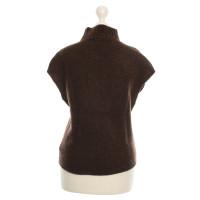 Iris von Arnim mottled Sweater Vest