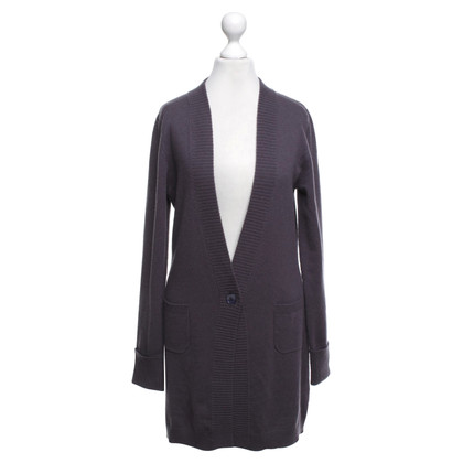 Allude Knitted jacket made of cashmere