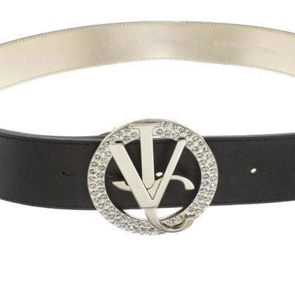 Versace Black belt