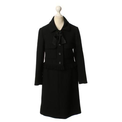 Giorgio Armani Vintage Kostüm in Schwarz