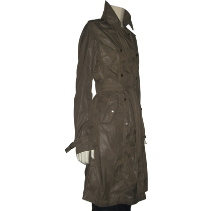 Blaumax Trench-Coat en kaki