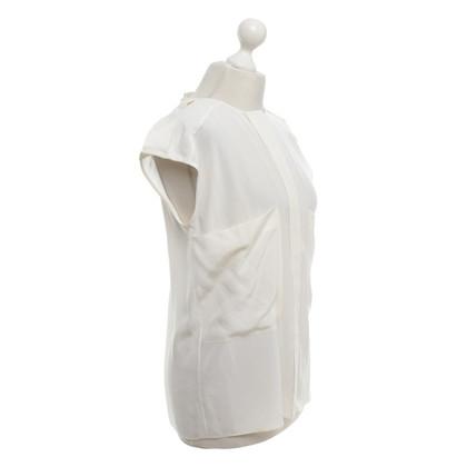 Chloé Silk blouse in cream
