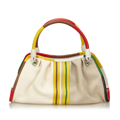 Bottega Veneta Toile multicolore Tote Bag