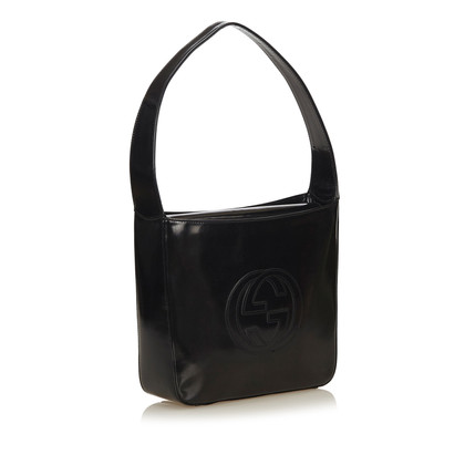 Gucci Double G Leather Bag