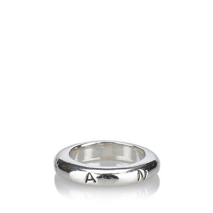 Chanel Ring mit Logo-Gravur