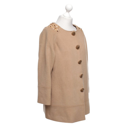 Max Mara Coat in light brown