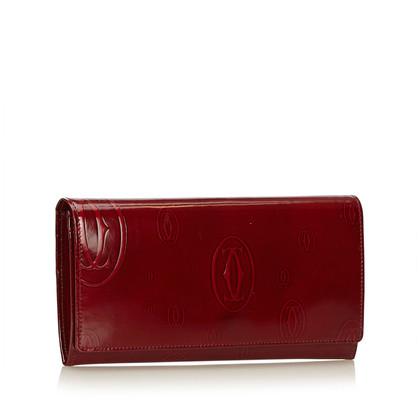 """Cartier """"Happy Birthday Wallet"""""""