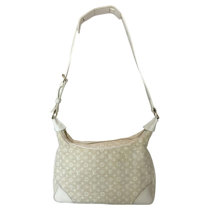 "Louis Vuitton ""Boulogne Monogram Mini Lin"""