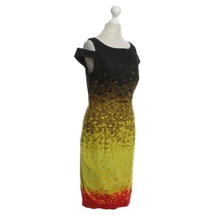 Karen Millen Dress with graphic patterns