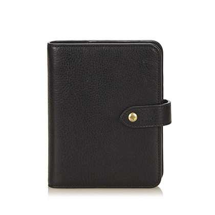 Mulberry Notebook in pelle