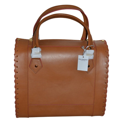 Philosophy di Alberta Ferretti Leather handbag