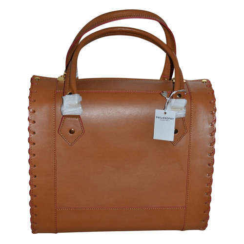 Philosophy Di Alberta Ferretti Leather Handbag