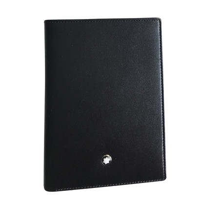 Mont Blanc Leather Wallet