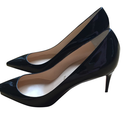 Christian Louboutin Shoes patent leather black