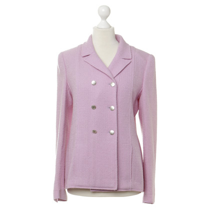 Chanel Blazers in Lilac