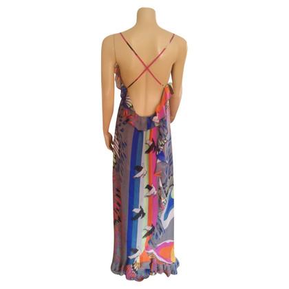 Tibi TIBI New York Seide Maxi Dress