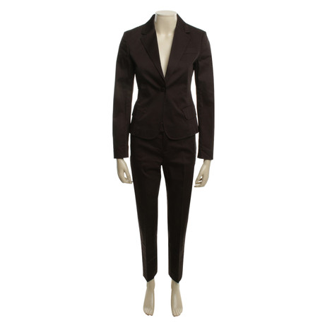 Strenesse Eleganter Anzug in Braun Braun