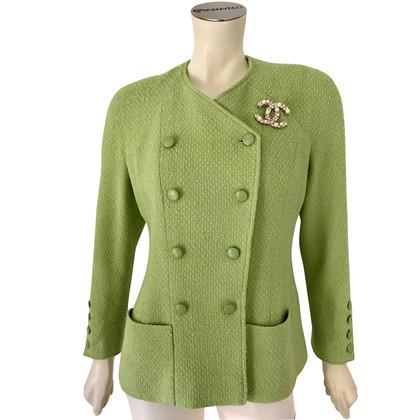 Chanel Boucle Jacket