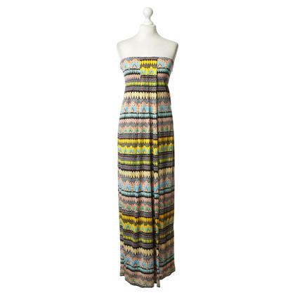 Diane von Furstenberg Strapless Maxi jurk