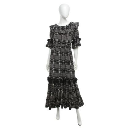 MISA Off-Shoulder Dress