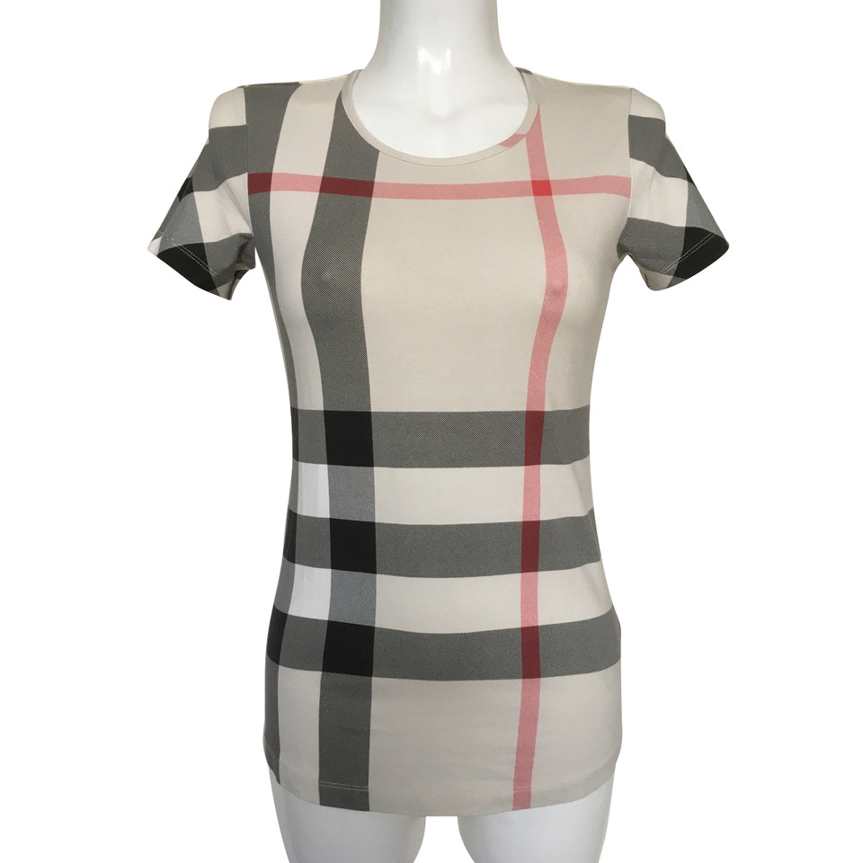 Burberry T Shirt Buy Second Hand Burberry T Shirt For
