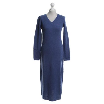 Ralph Lauren Wollen jurk in het blauw
