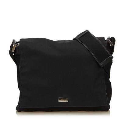 Gucci Nylon Shoulder Bag