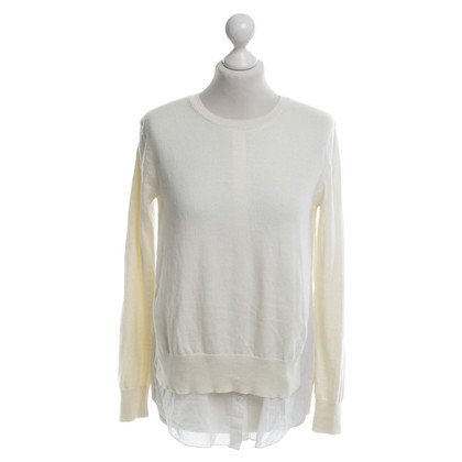 Theory Sweater in cream