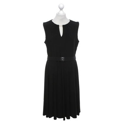 Andere Marke Joseph Ribkoff - Kleid in Schwarz/Gold