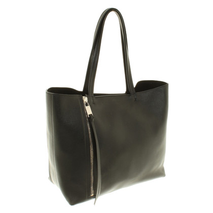 Elena Ghisellini Shopper in black