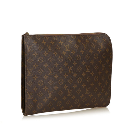 """Louis Vuitton """"Poche Documents Monogram Canvas"""""""