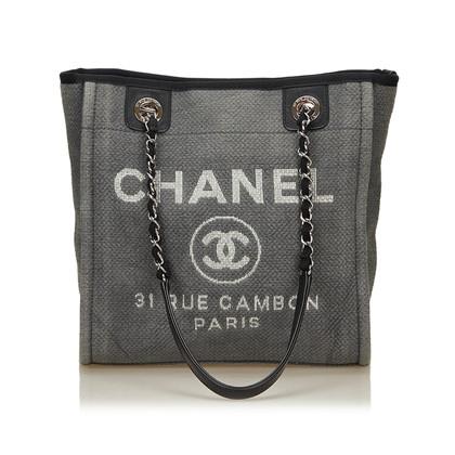 "Chanel ""Petit Deauville Tote Bag"""
