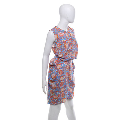 Carven Robe en multicolore