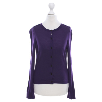 Windsor Cardigan in viola