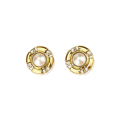 Chanel clips d'oreille