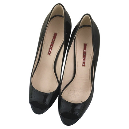 Prada Lackpumps
