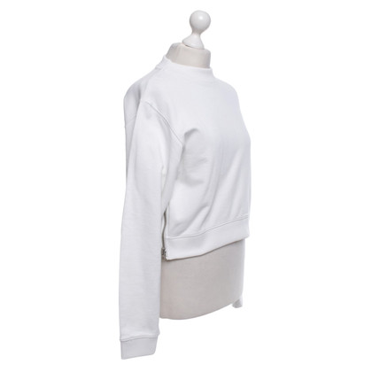 Acne Top in bianco