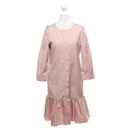 Schumacher Altrosafarbenes jurk