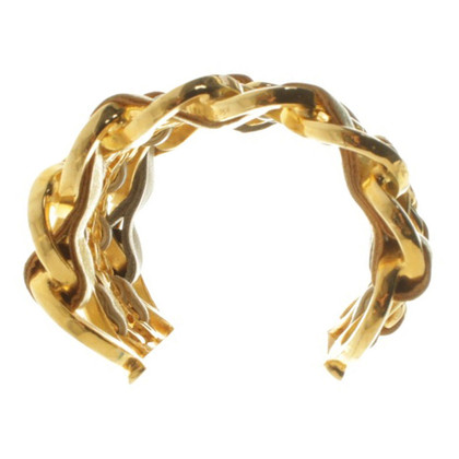 Chanel Gold-colored bangle