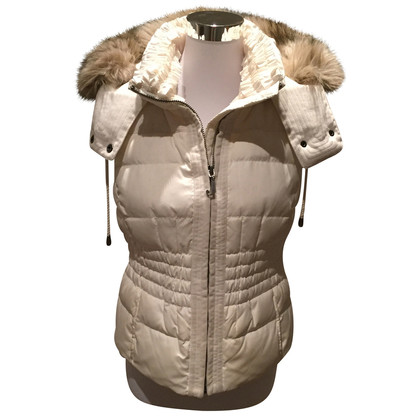 Juicy Couture Gilet di pelliccia