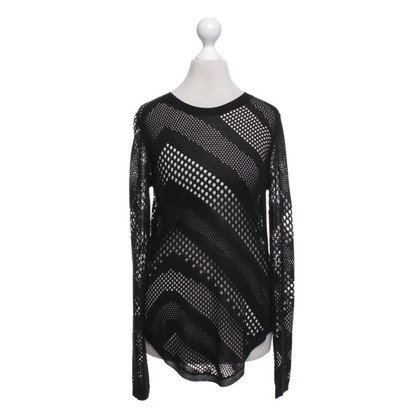 Iro Sweater in mesh look