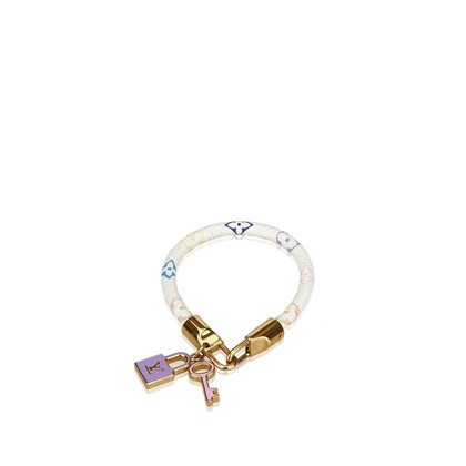 "Louis Vuitton ""Luck It Bracelet"""